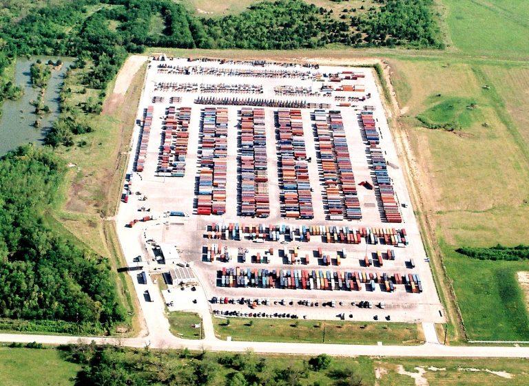 Dallas depot