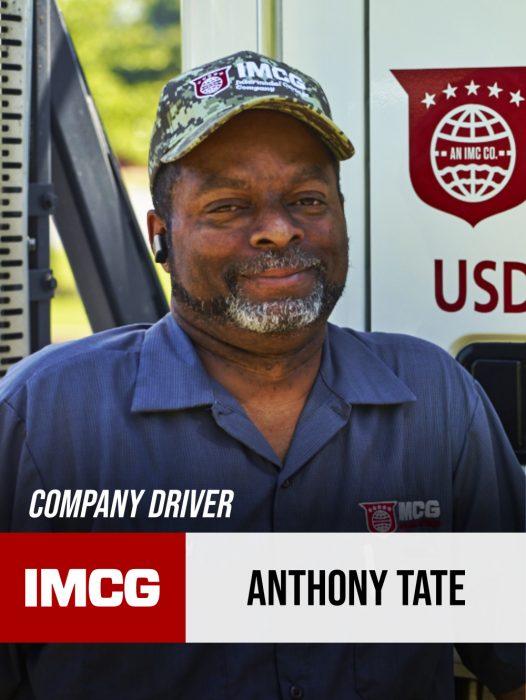 Anthony Tate