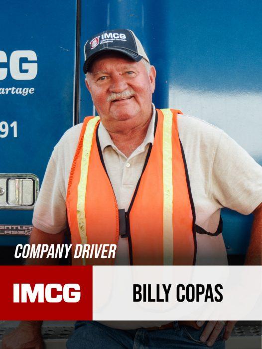 Billy Copas