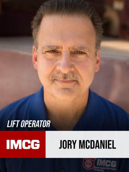 Jory McDaniel