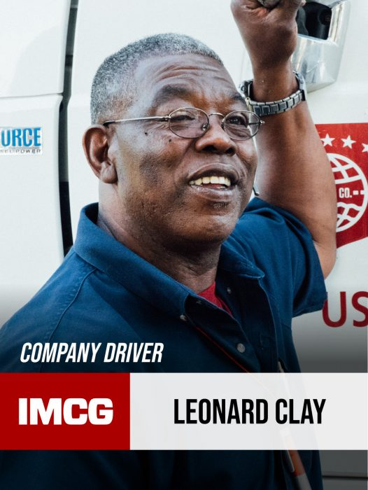 Leonard Clay