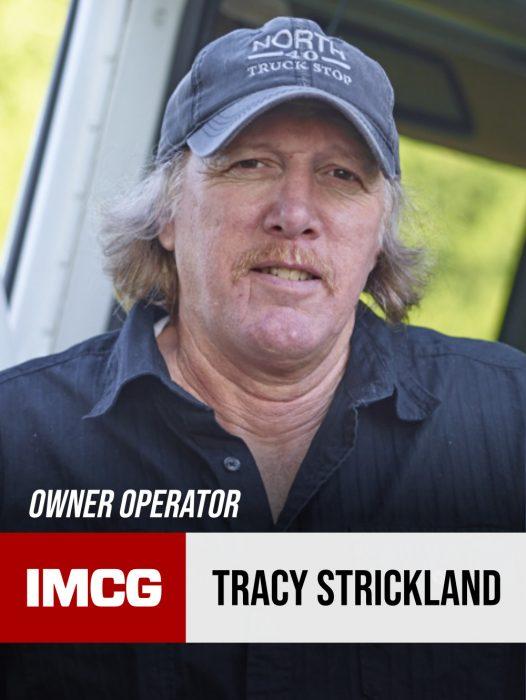Tracy Strickland