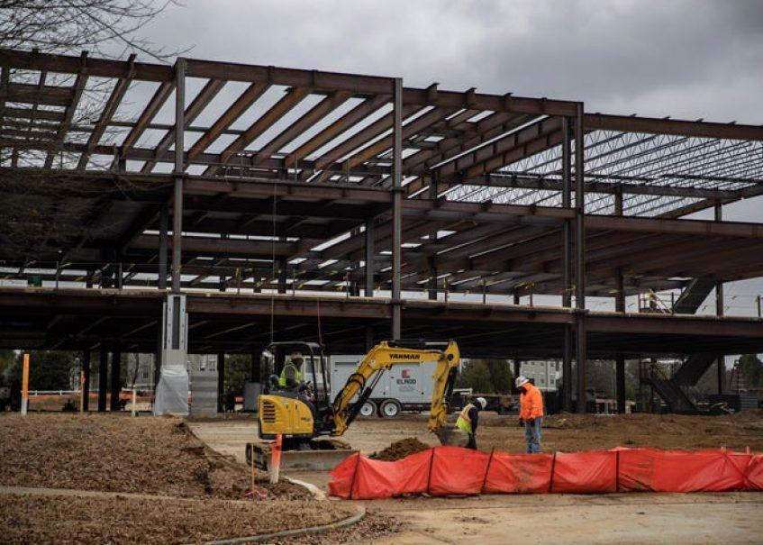 IMC Companies' Collierville Headquarters Are Still Underway