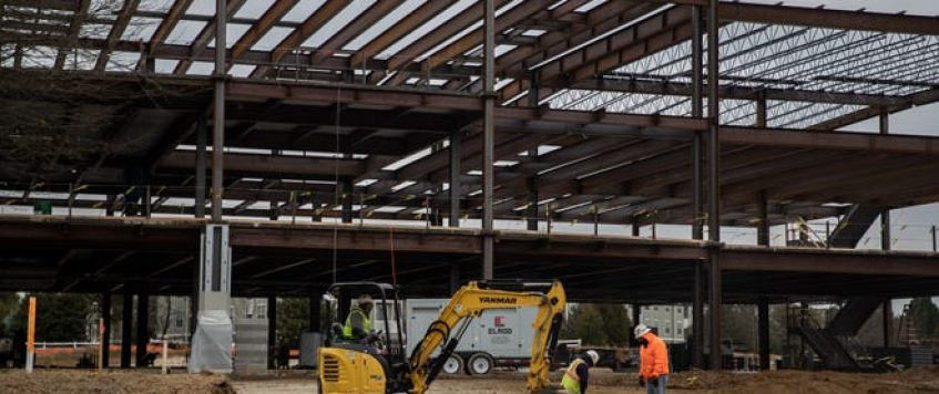 IMC Companies' Collierville Headquarters Are Still Underway