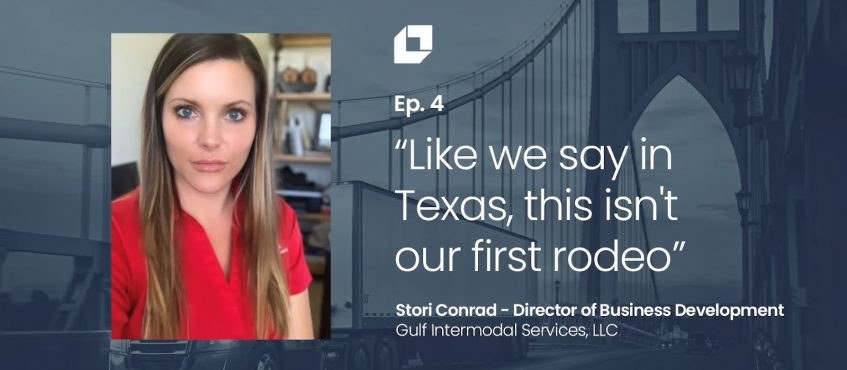 On the Road with Loadsmart: Gulf Intermodal Services