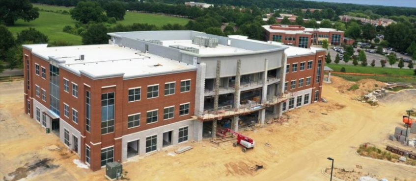 IMC Companies' Collierville HQ on track; East Coast-West Coast supply chain investments