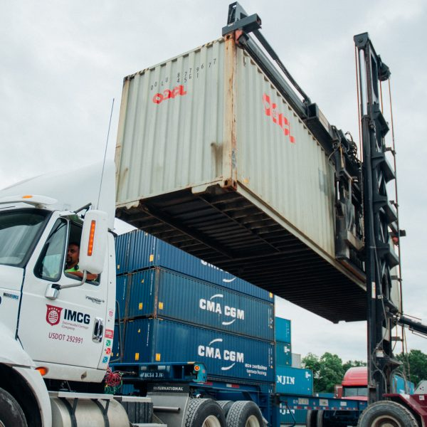 Container Drayage - IMC Companies